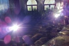 Садовое освещение Ландшафтный дизайн Рулонный газон Устройство газона Автополив Автоматический полив Водоем Пруды Ижевск (12)