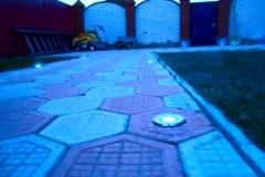 Садовое освещение Ландшафтный дизайн Рулонный газон Устройство газона Автополив Автоматический полив Водоем Пруды Ижевск (3)